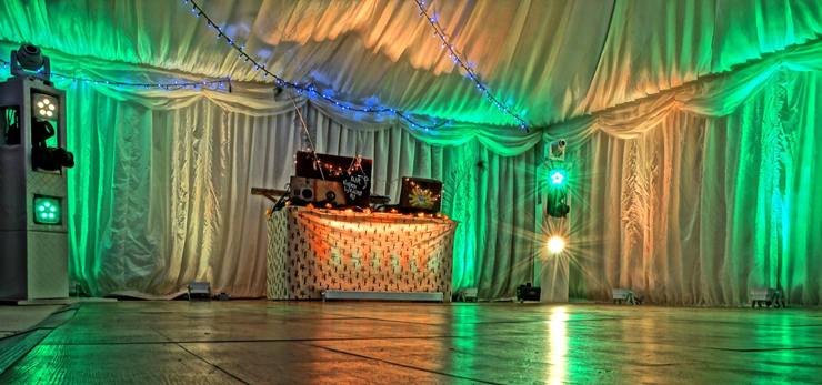 Vintage Wedding DJ Shropshire