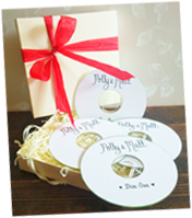 CD Presentation Box