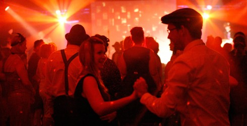 The Electro Swing Ball Gallery