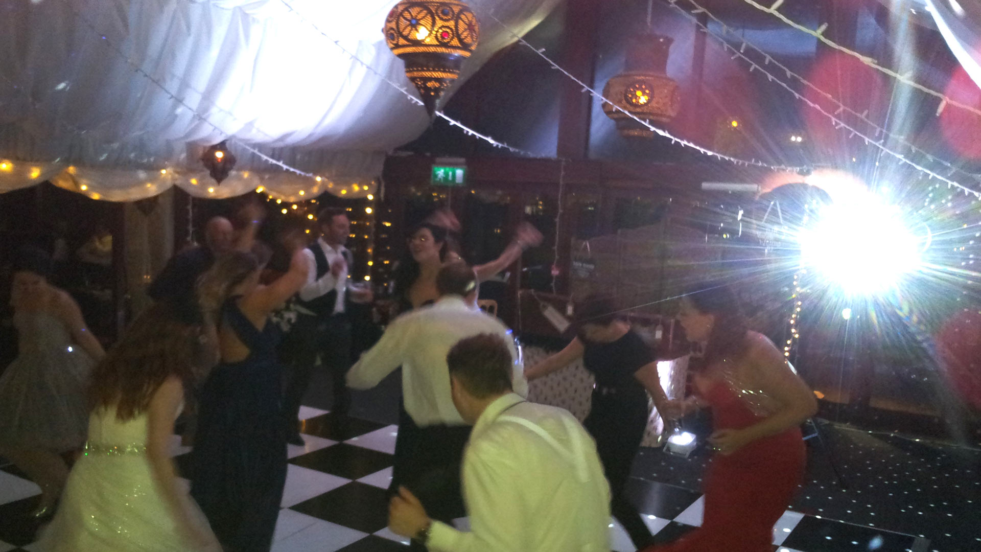 Soul & Funk Wedding Disco