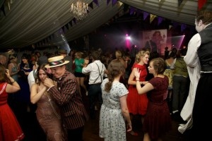 Electro Swing Wedding DJ