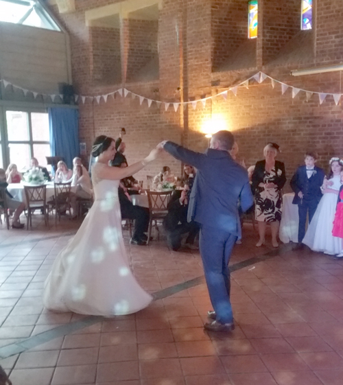 Avoncroft Museum Wedding Disco