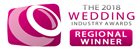 Wedding Industry Awards Winner