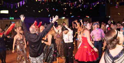 Our Recent Fabulous Electro-Swing Ball!